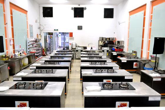 phòng thi của bếp trưởng