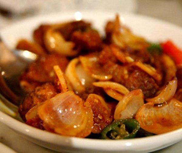 món ăn độc đáo của Singapore