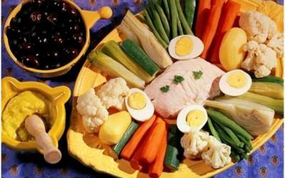 thực phẩm có hàm lượng dinh dưỡng cao