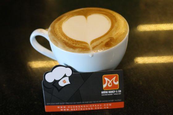 cà phê take away phong cách mới