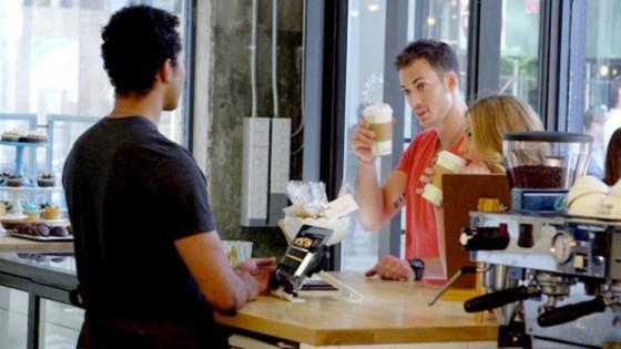 mô hình cafe take-away đang mở rộng
