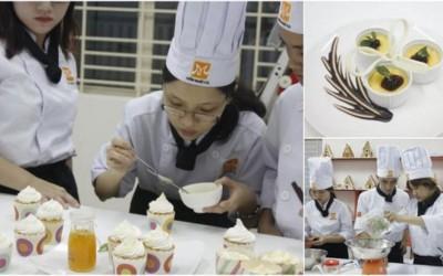 học làm bánh có thu nhập cao
