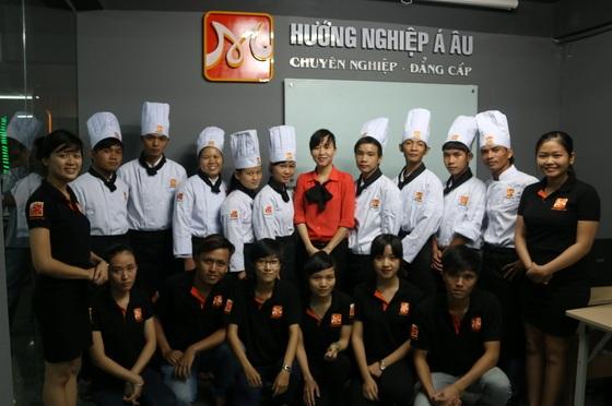 khai giảng các lớp Bếp Nóng, Pha Chế, Làm Kem tại Đà Nẵng