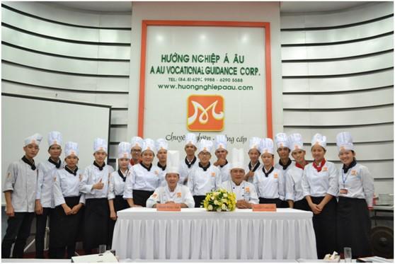 Kham pha va chia se tai Huong Nghiep A Au2