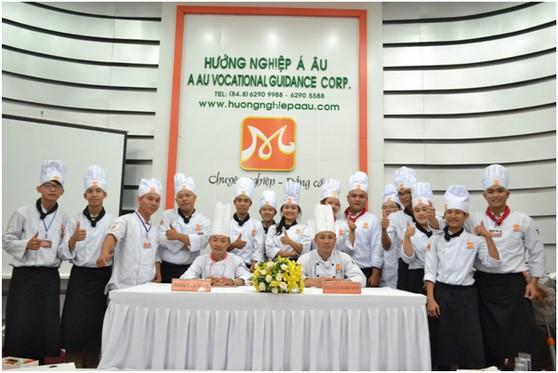 Kham pha va chia se tai Huong Nghiep A Au4