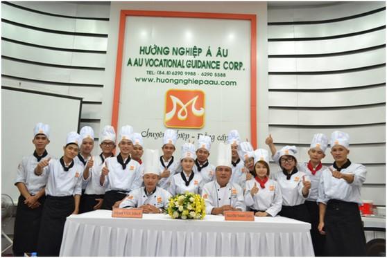 Kham pha va chia se tai Huong Nghiep A Au8