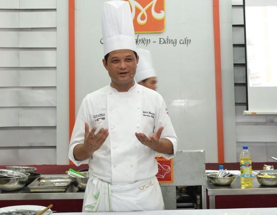 bep truong Sakal Phoeung chia se bi quyet thanh cong