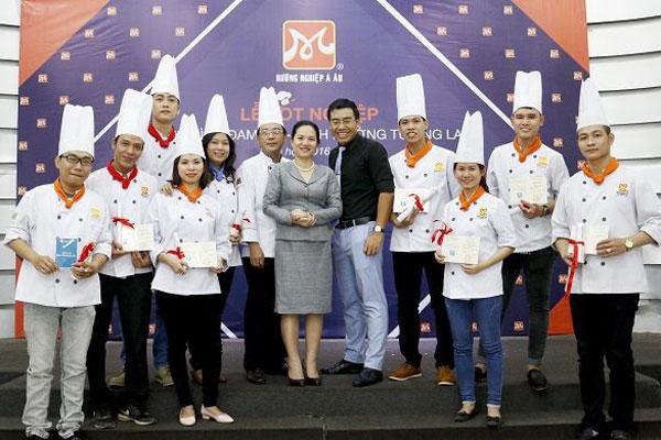 Trường dạy nấu ăn uy tín, chất lượng nhất hiện nay