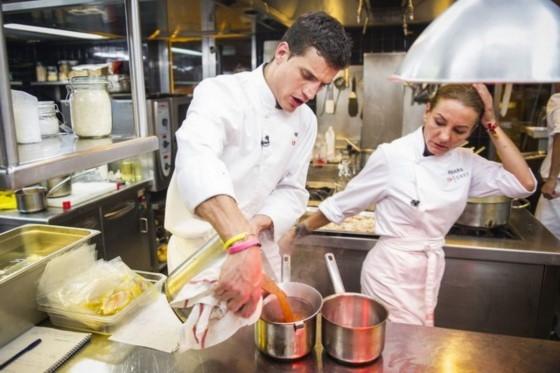 cuộc thi dành cho đầu bếp chuyên nghiệp