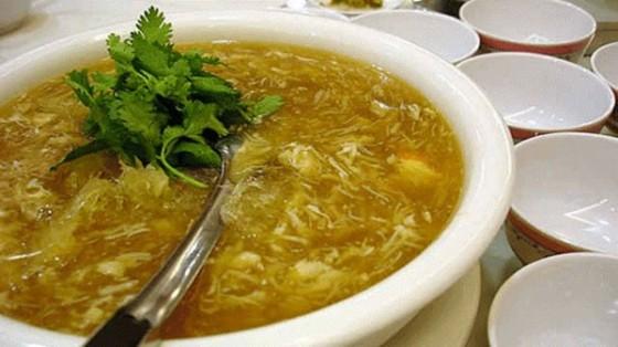 soup vi cá mập thơm ngon