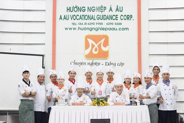 Trường dạy nghề đầu bếp ở TPHCM hàng đầu hiện nay