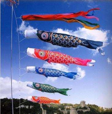diều cá chép trong lễ hội