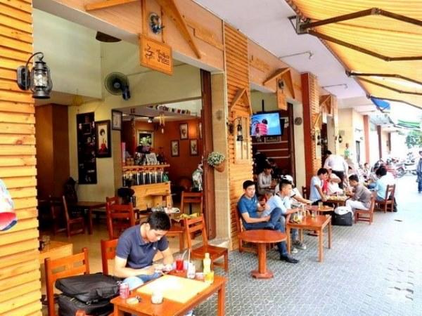 tư vấn mở quán cà phê take away