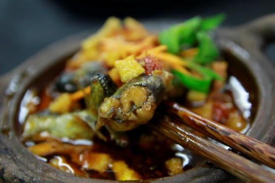cá kèo kho đặc biệt thơm ngon