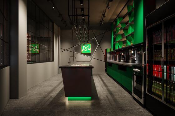 quầy bar chi nhánh quận 10