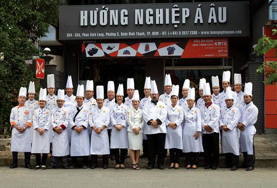 Dạy nấu ăn ở đâu tốt