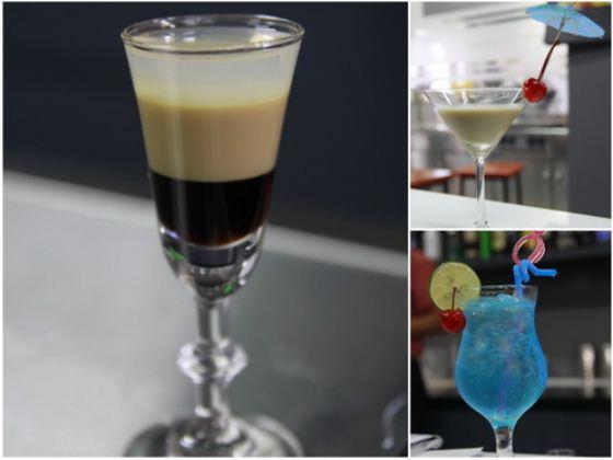 thành phẩm lớp bartender 10