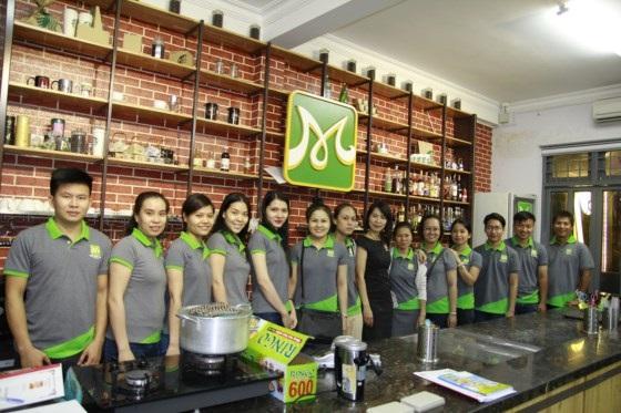 Khóa học làm kem chuyên nghiệp tại Hướng Nghiệp Á Âu