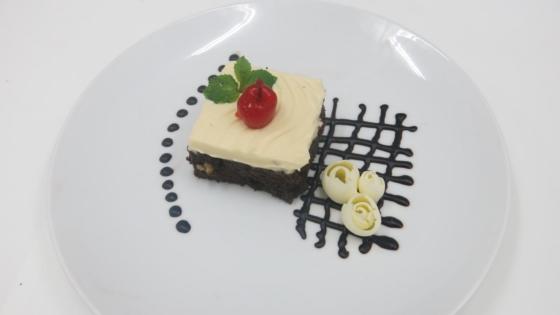 brownie bánh lạnh 01