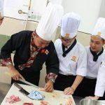 học nghề bếp nhật tại TPHCM