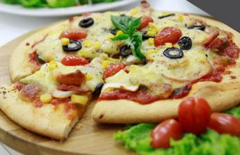 Học làm bánh nướng Piazz với các khóa học làm bánh đặc biệt chỉ có tại Hướng Nghiệp Á Âu