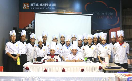 bếp trưởng tương lai