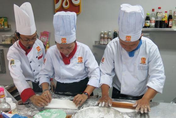 hướng dẫn thực hiện bánh canh