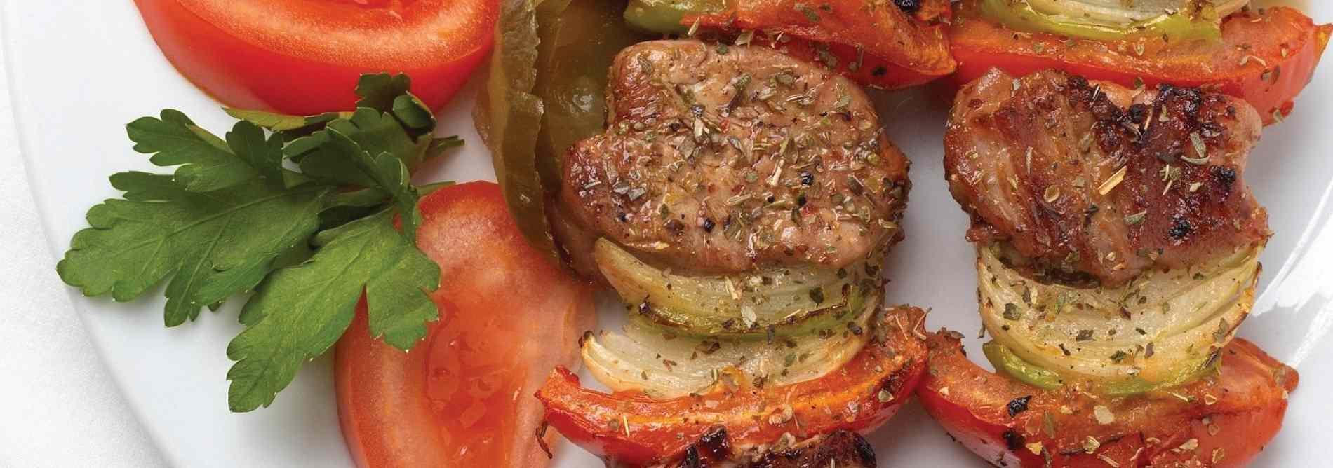 Hình ảnh món thịt nướng