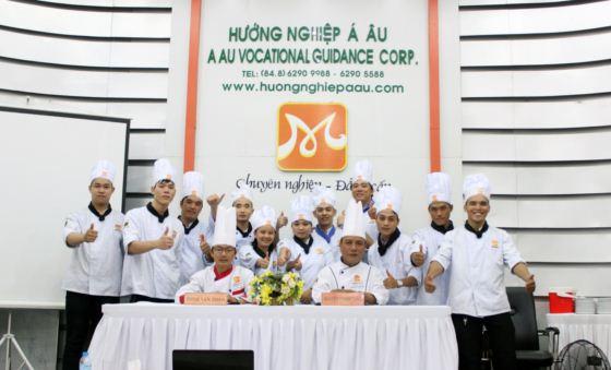 học viên bếp trưởng k00290
