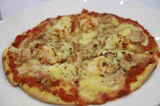 pizza thành phẩm