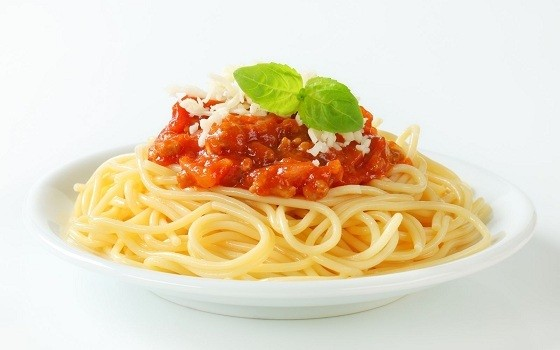 Sốt ớt Tasbaco kết hợp độc đáo cùng mì Ý