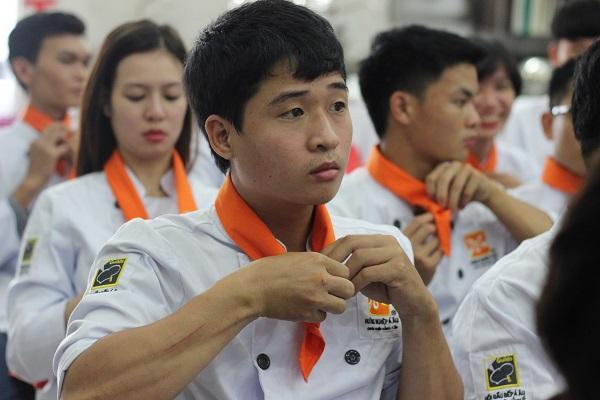 Trung cấp nghề nấu ăn – xu hướng nghề nghiệp mới của giới trẻ