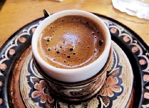 nét độc đáo cà phê thổ nhĩ kỳ