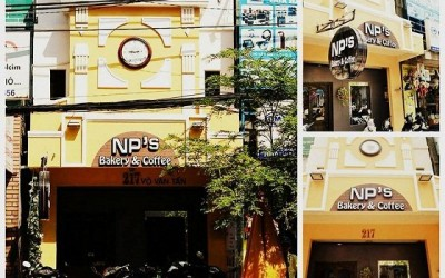 np's bakery coffee