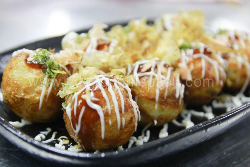 Bánh Khọt Nhật