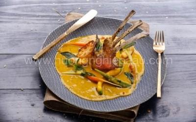 Cách nấu cà ri dê ngon