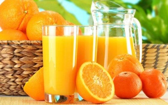 Pha chế nước cam ngon
