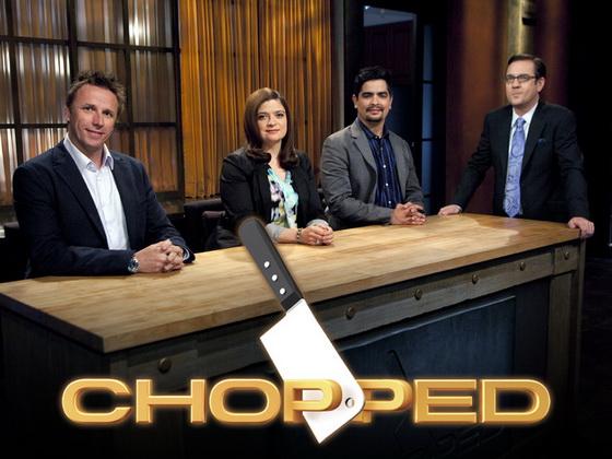 bộ 3 giáo khảo của chopped mỹ