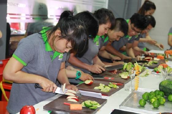 Một khóa học cắt tỉa trái cây