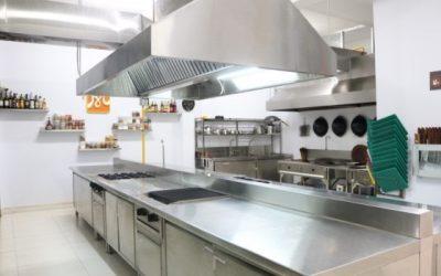 Những căn bếp trong nhà hàng khách sạn