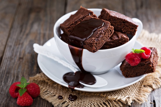 Fudge brownies cookie mới lạ, độc đáo