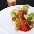 Gỏi sứa tôm sú giòn ngọt