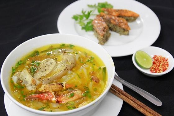 Bánh canh cua – món ăn đậm vị quê hương Việt Nam