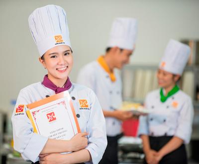 học bếp trưởng bếp á