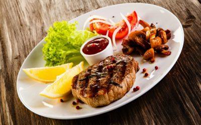 Bò bít-tết – món ăn thông dụng của người phương Tây