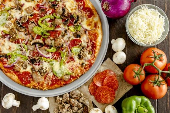 Công thức làm Pizza chuẩn người Ý