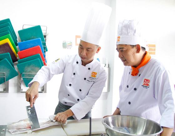 học nấu ăn theo yêu cầu
