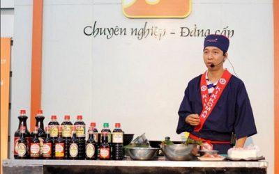Thầy Phạm Sơn Vương – Chuyên gia Ẩm thực Nhật