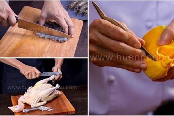 Dụng cụ dành riêng cho Bếp Trưởng