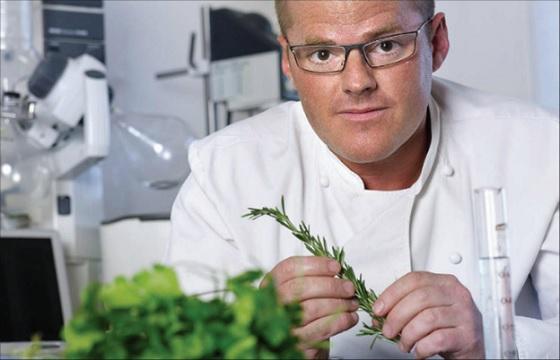 """Heston Blumenthal - Đầu bếp """"tự học"""" nổi tiếng nhất thế giới"""